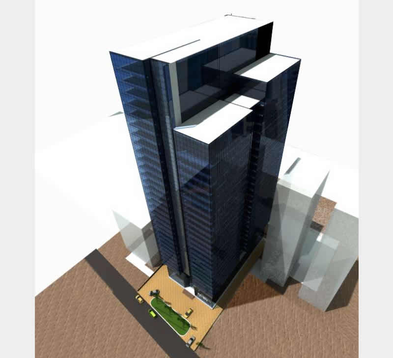 Proposed Mixed Use Development, Campbell Street- Lagos