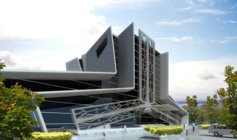 Proposed Auditorium & Offices for RCCG- Lekki- Epe Expressway