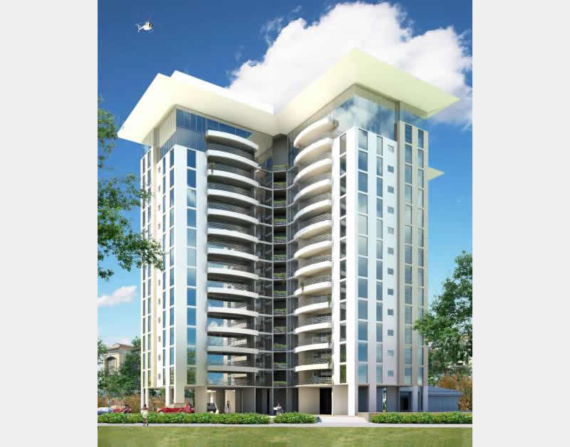 Proposed Residential Development at Glover Road- Ikoyi