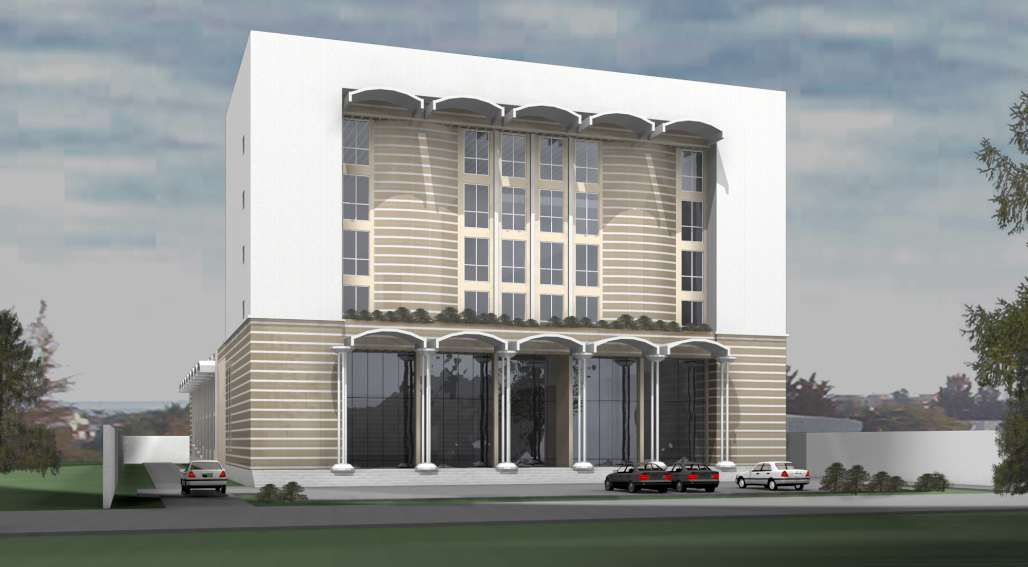 Proposed Hotel at Lekki