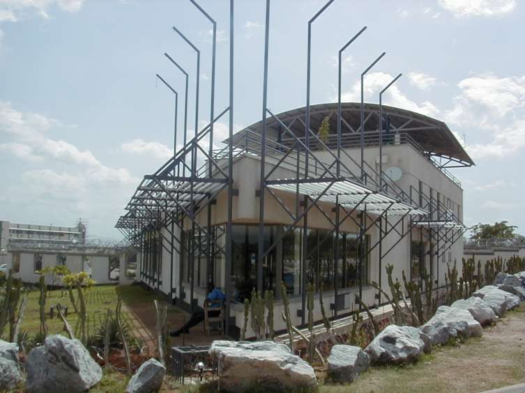 British Council Library, Office & Residence- Abuja