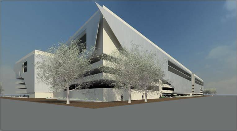 Proposed Shopping & Entertainment Mall- Marina
