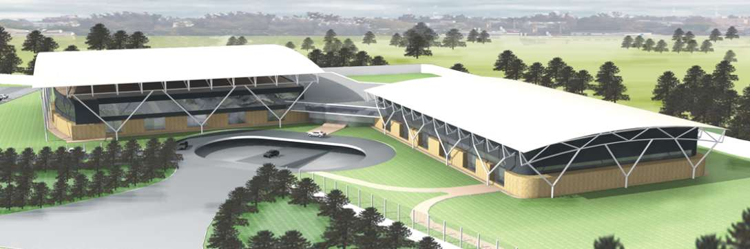 Proposed Events Centre- Lagos