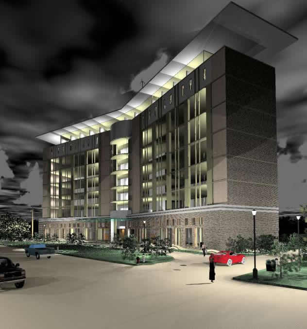 Proposed office development for IBTC- Abuja