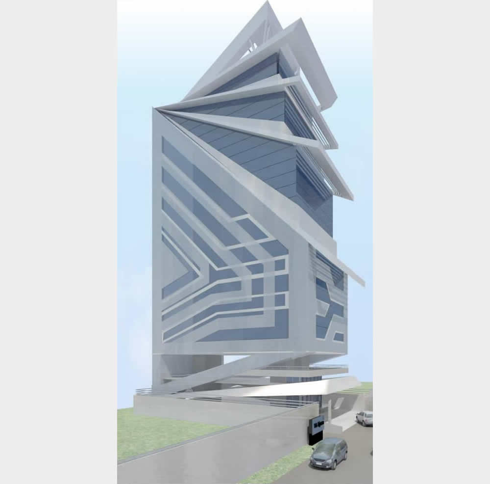 Proposed Office- Ajasa Street