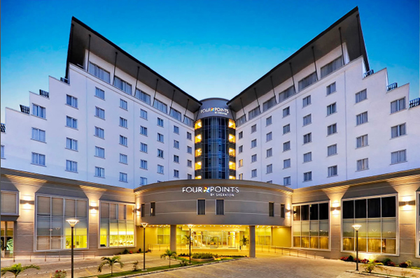 Four Points Sheraton Hotel, Oniru,VI