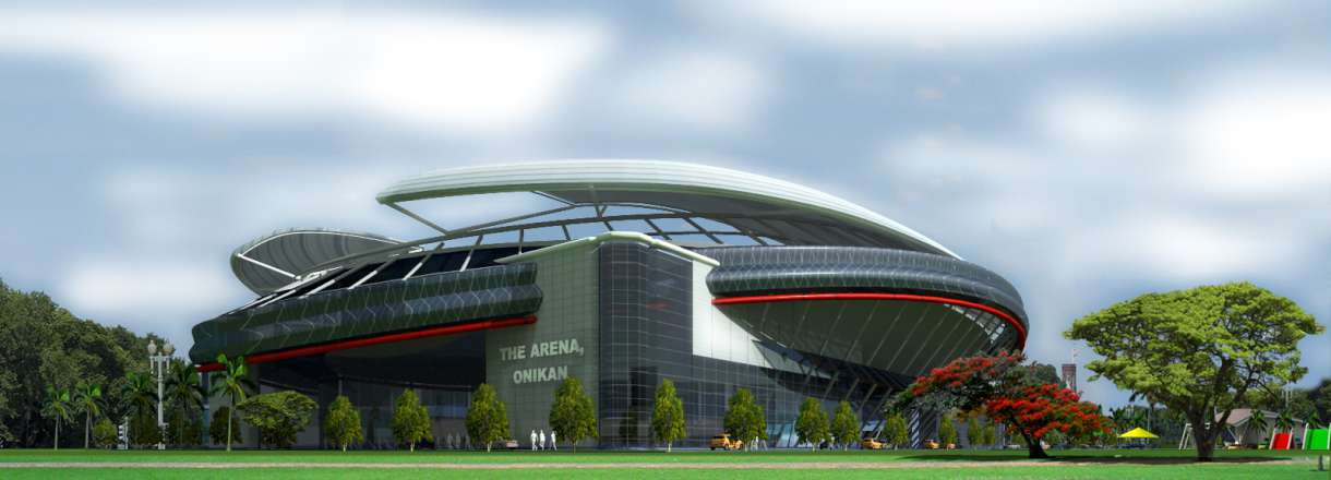 Proposed Onikan Stadium