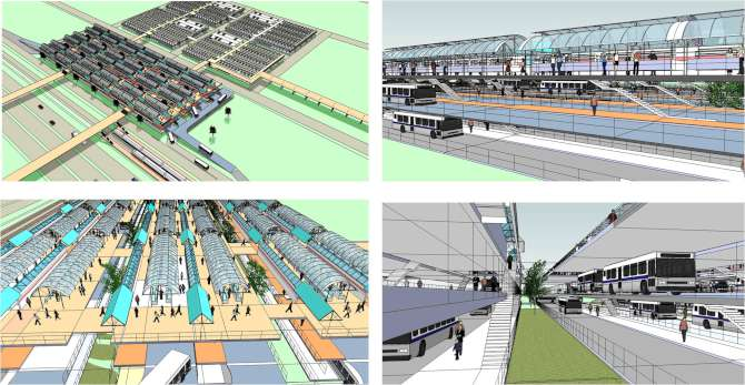 Proposed Oshodi Transit Node Redevelopment