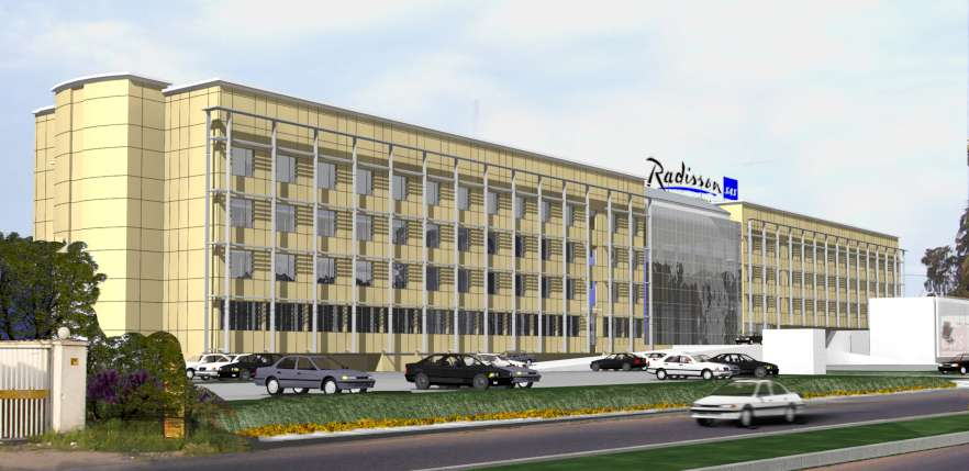 Proposed Radisson Hotel-Victoria Island