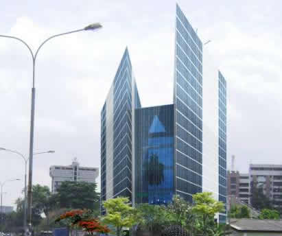 Proposed Office development for Afrinvest- Ikoyi