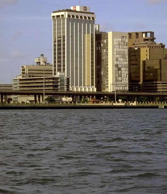 Eagle House, Lagos